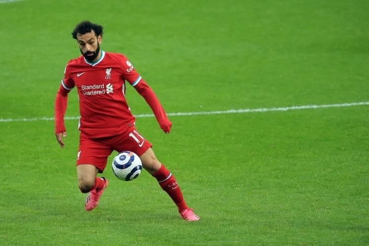 英媒:萨拉赫向利物浦索50万周薪 续约谈判陷僵局