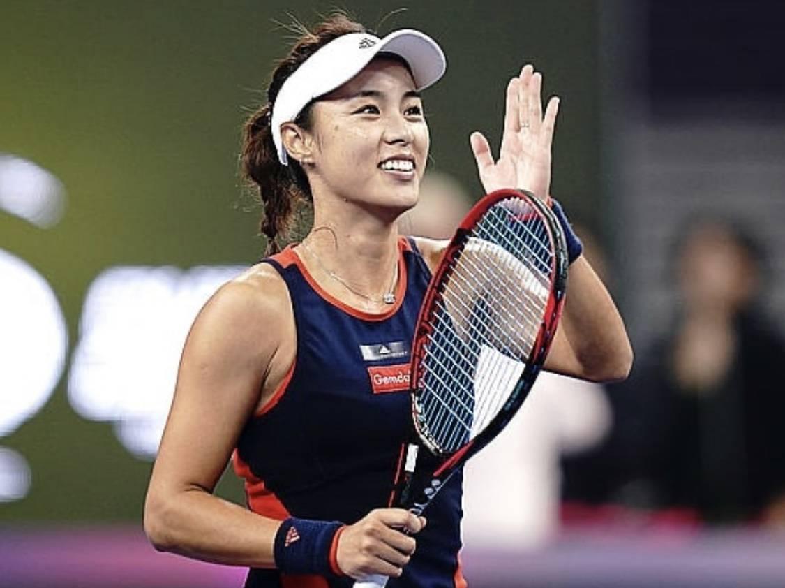 全运会网球女单王蔷逼退韩馨蕴 郑赛赛朱琳皆进八强