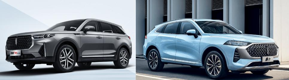 自主品牌SUV高端化要成了?這兩款產品不可錯過