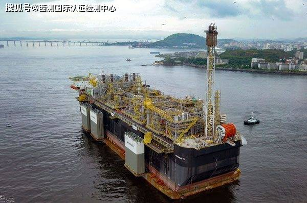 巴西石油公司的2个FPSO