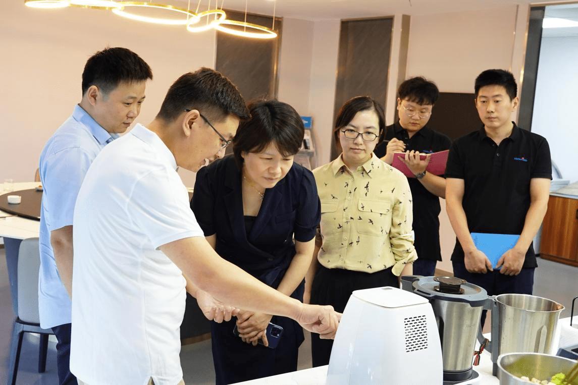烹饪数字化走进未来社区 田螺云厨做最佳示范