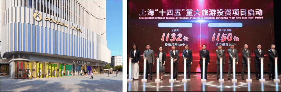 海昌海洋公园轻资产项目金桥海昌企鹅度假酒店启动
