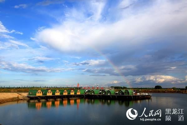 哈尔滨市1至5月优秀天数同比上年增加20天
