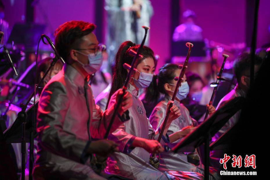 南山实验学校北京演出市场恢复开放后迎