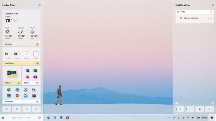 设计师打造精致Win10桌面体验:优化动态磁贴等的照片 - 4