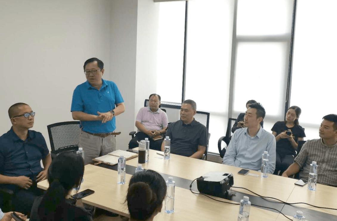 北京通州区域写字楼疫后新机遇研讨会圆满成功