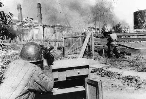二战中苏联依靠这个损招 竟将德军拖入死亡冬季!