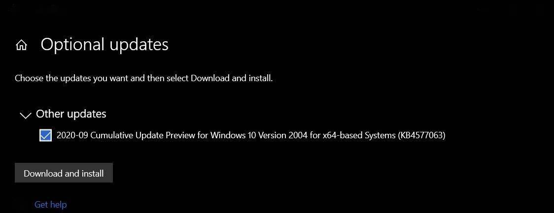 最近的Windows 10更新確認修復了破壞網路連線的bug