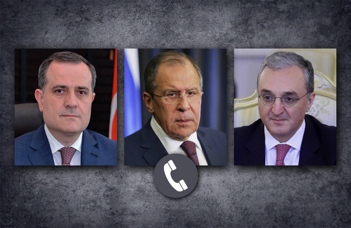 停火协议难平纳卡战火,俄外长与亚阿外长通话敦促停火     第1张