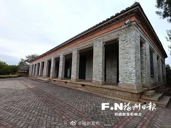 马尾梅园建筑群修缮完毕将办展 有百余年历史