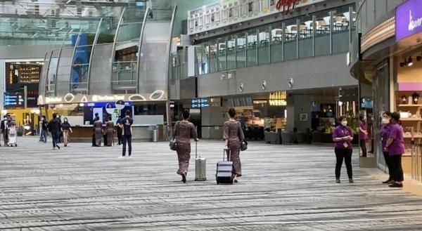 新加坡樟宜机场T3两名员工确诊感染新冠肺炎 全体工作人员将接受检测