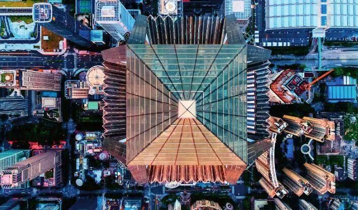 深圳建筑设计40年
