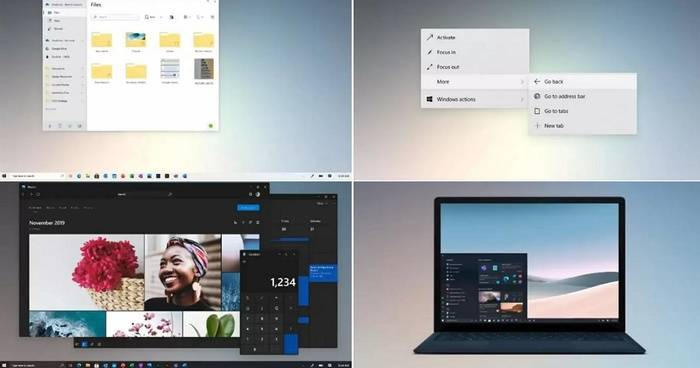 Windows10真的大改设计了 何时才能用上新UI?的照片 - 2