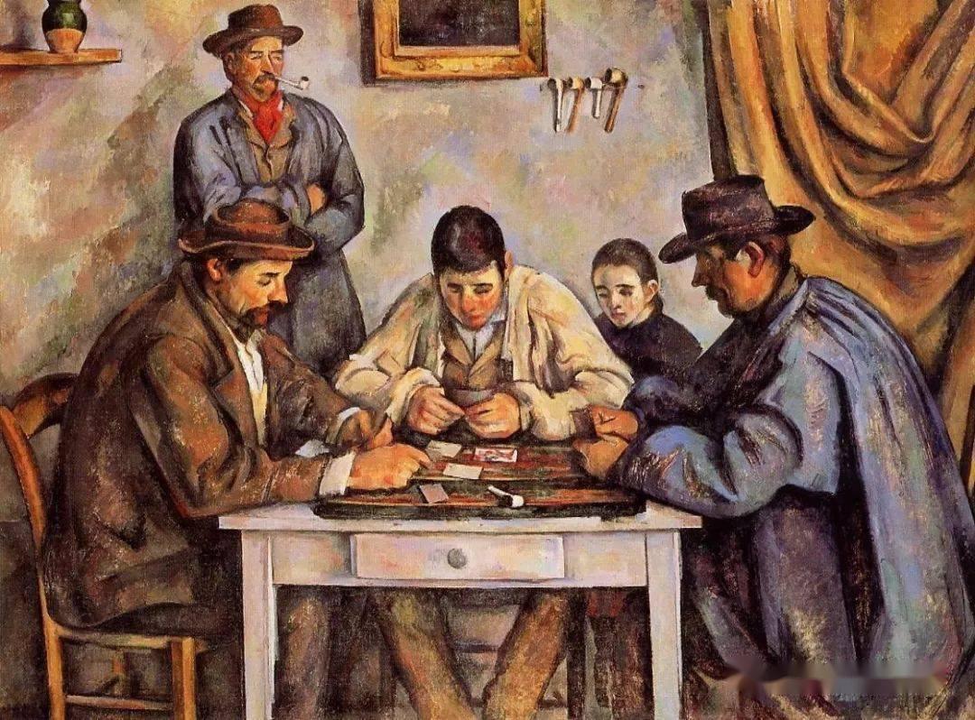 幼儿玩纸牌图片