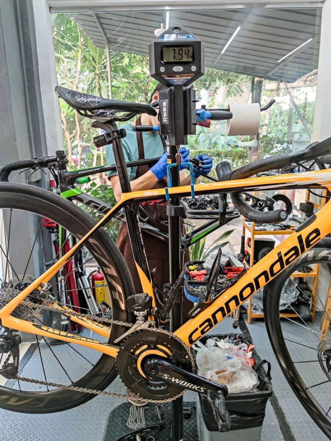 Cannondale BB30A硬上SPECIALIZED S-Works曲柄?五通中轴兼容性探讨-领骑网