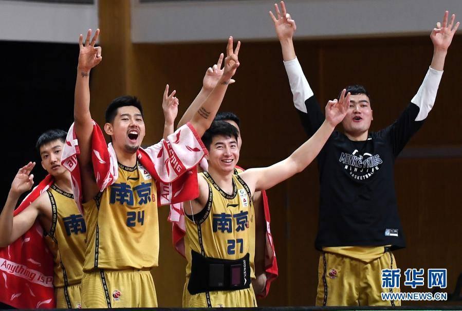 CBA第二阶段:新疆伊力特胜南京同曦宙光