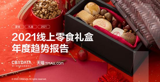 吃零食,玩皮影戏,巧克力变低卡,今年春节最受欢迎的新年礼盒长这样|CBNData报道