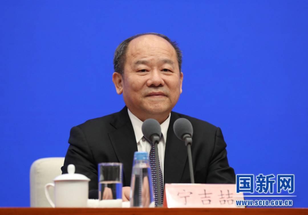 【国家统计局局长宁吉喆:部分地区散发疫情对经济影响是可控的】