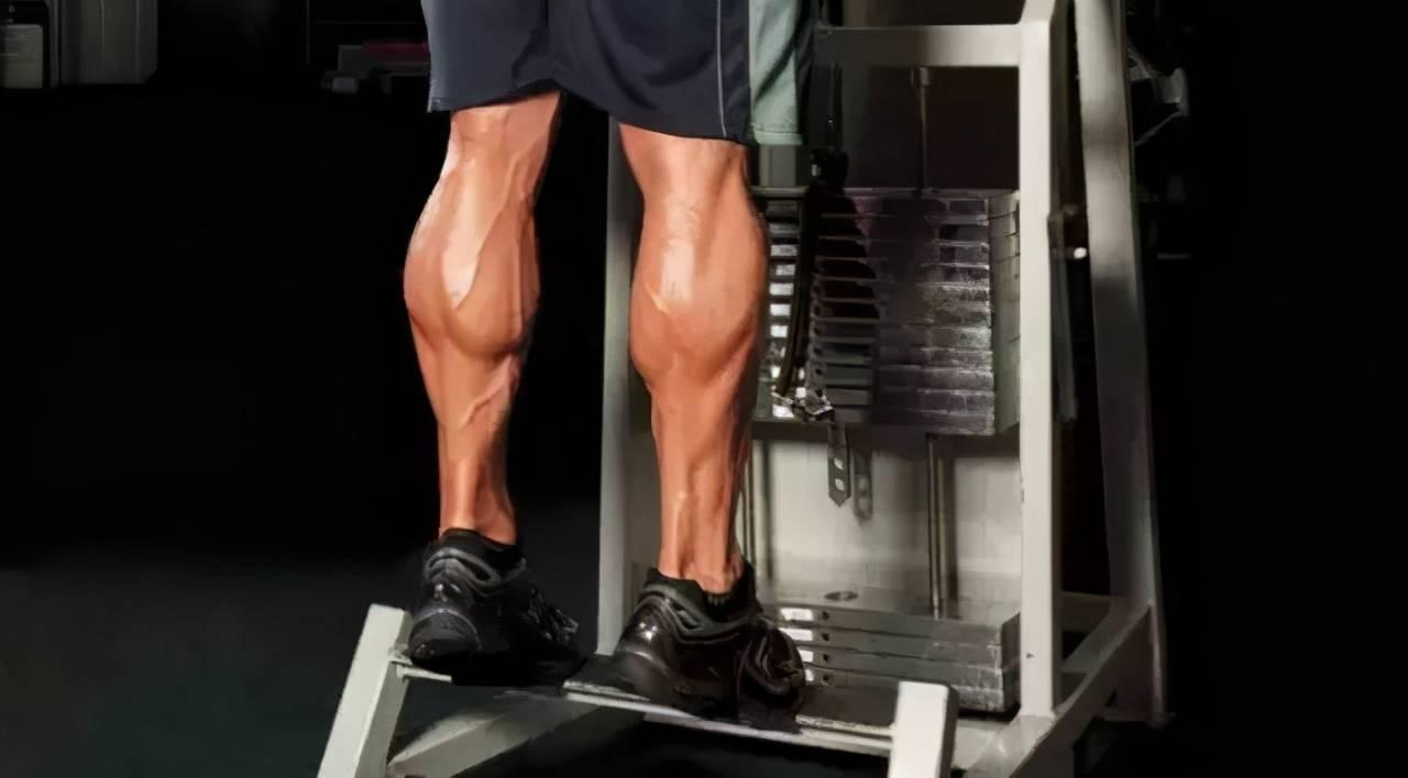 难练的小腿肌肉?小腿粗壮?以下几个动作教您如何锻炼小腿_器械