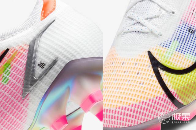 蜻蜓仿生设计!耐克发布2021旗舰球鞋,更轻更快