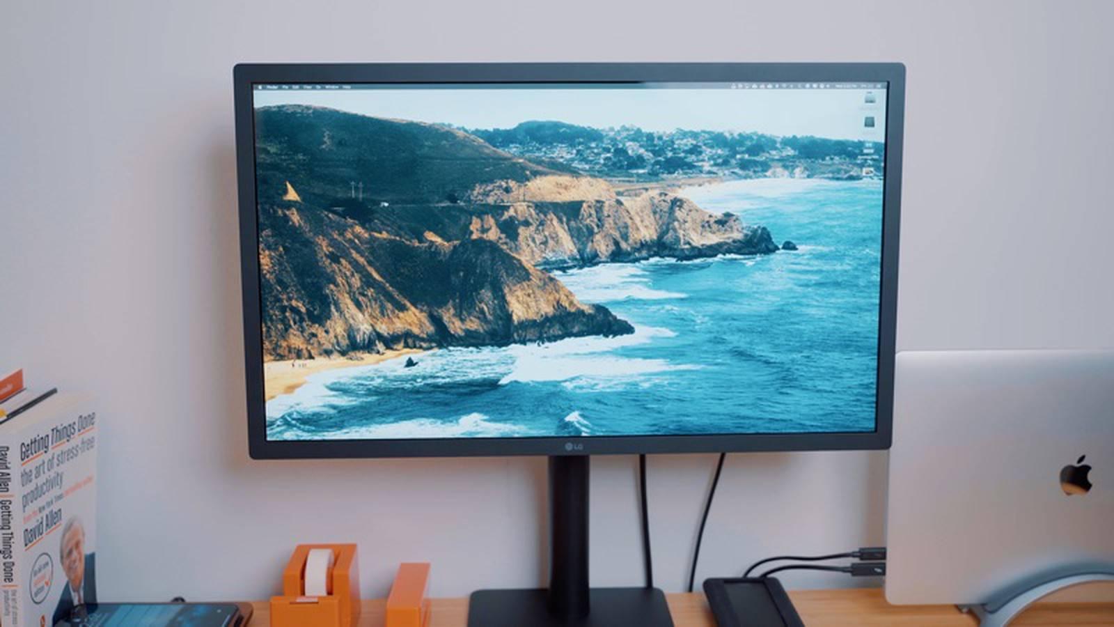 LG UltraFine 4K显示屏在欧洲苹果商店全面下架