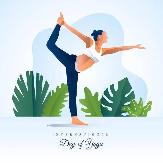想要有更好的自己,就从坚持瑜伽开始吧!