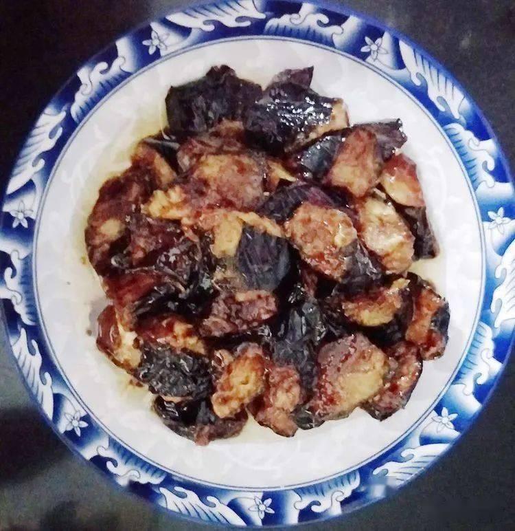 影像平谷:我家美食(27)糖醋茄子
