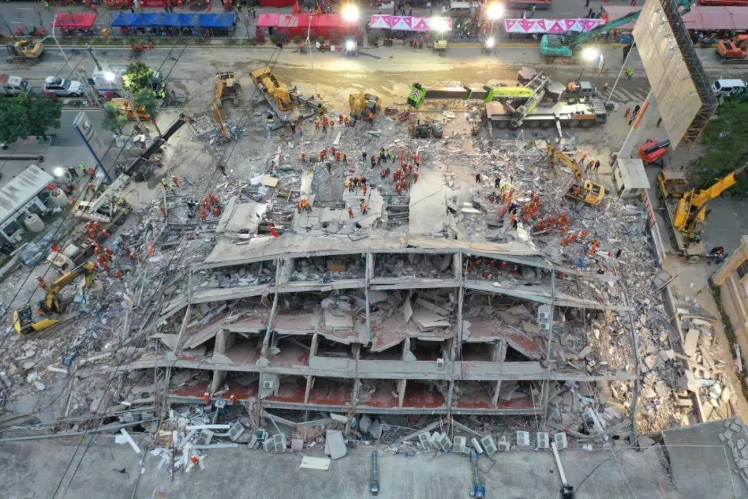 致29人遇难!泉州隔离酒店坍塌内幕曝光,违规细节触目惊心!