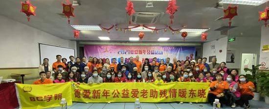 东晓日照中心全年服务5万余人次  联合多方提供精准服务