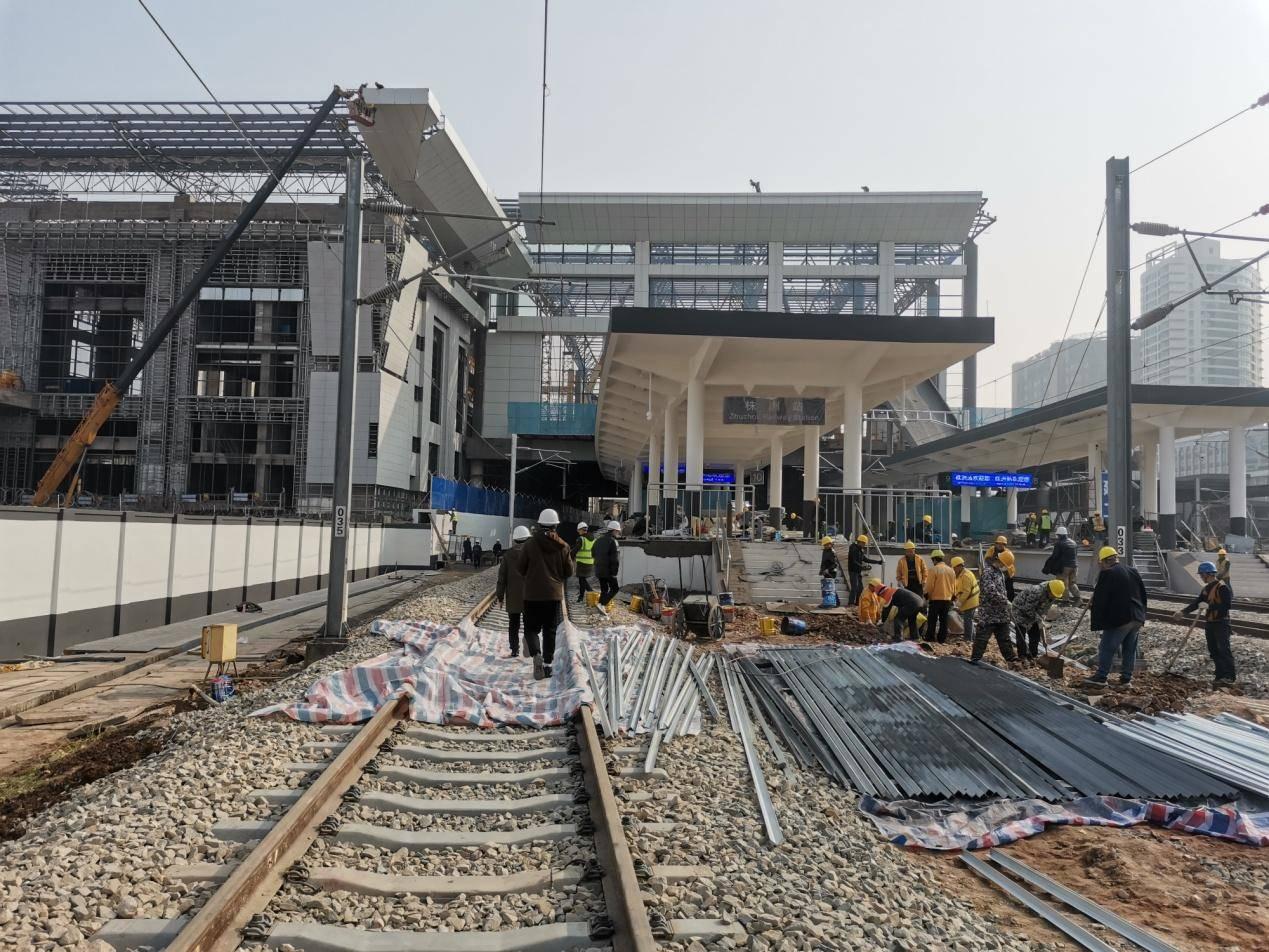 要通了!长株潭城铁株洲站1月28日开通运营