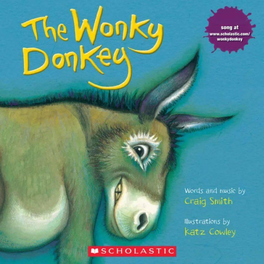 【百本好书推荐 ·第93期】The Wonky Donkey