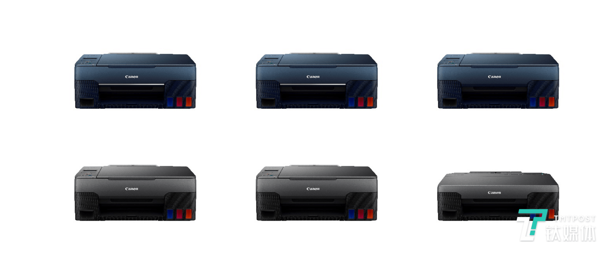 佳能发布新一代G系列打印机,加墨式设计兼顾经济性提升   钛快讯