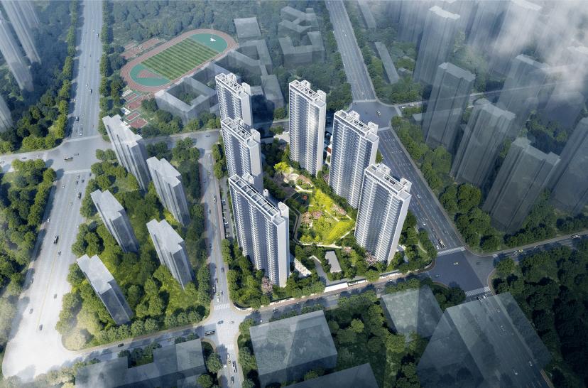 双双触顶摇号!江北新盘案名公布,又将推出6栋住宅!