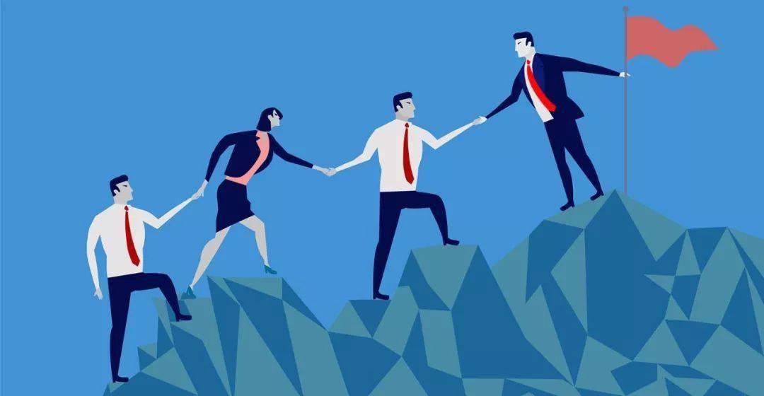 不能带团队,为什么要当领导!这12条团队规则会帮你打造一个狼队!