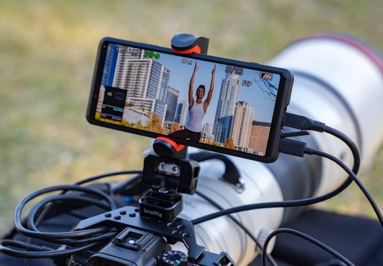 索尼 Xperia Pro 手机美国上市:售价约 16000 元