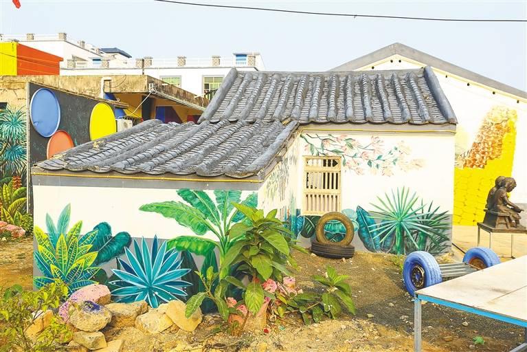 898艺术村:海口江东小798
