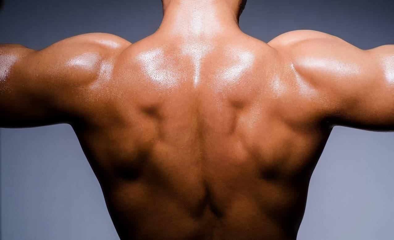 锻炼肩部的肌肉,借助哑铃可以更好地进行,这几个动作比较常用_平举