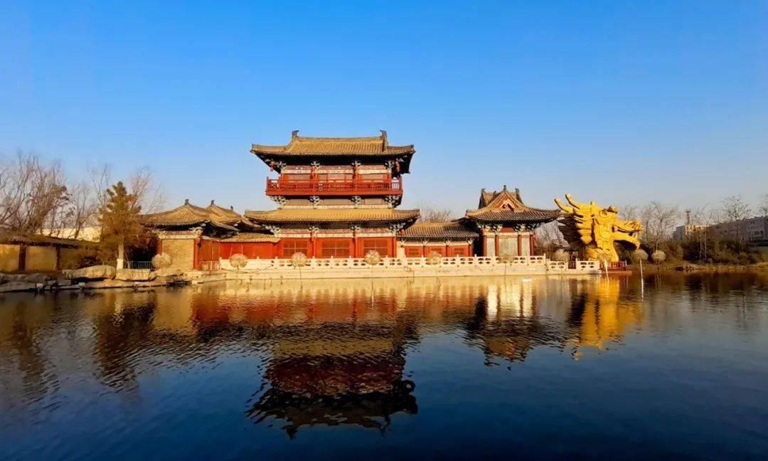 河南開封,一座溫暖有愛的城市
