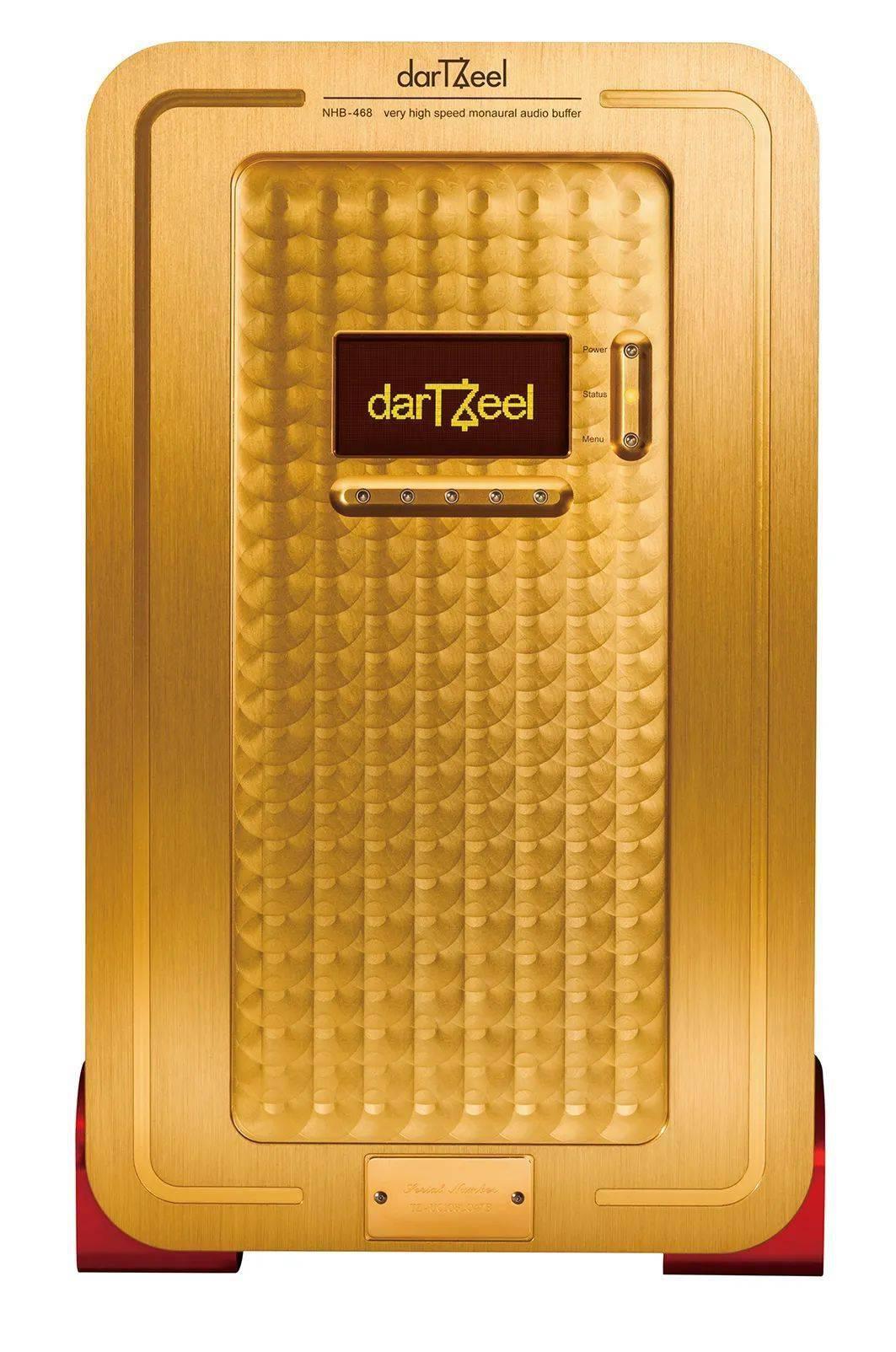 高德平台指定注册【封面故事】天价的Greubel Forsey腕表,高贵的darTZeel音响