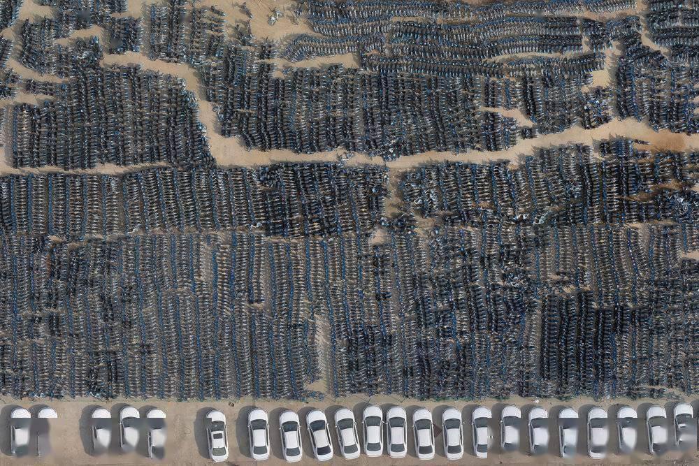 """被抛弃的40万辆""""僵尸车""""的照片 - 7"""