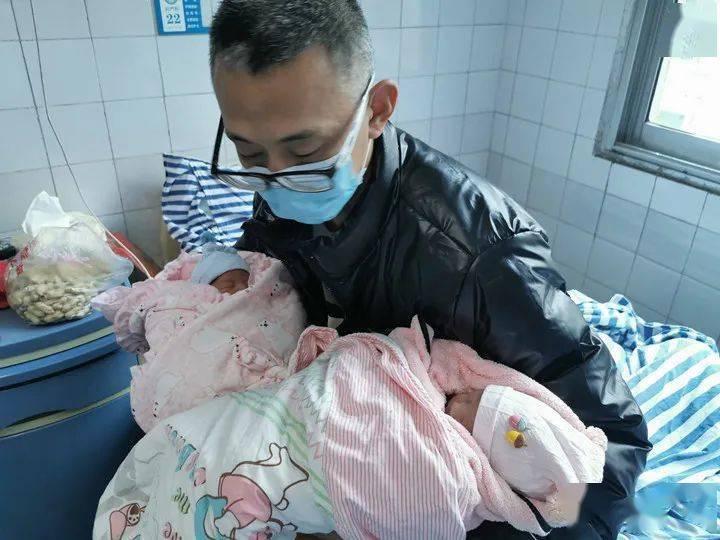 暖心~医护人员春节深情守护 双胞胎宝宝顺利诞生!  第4张