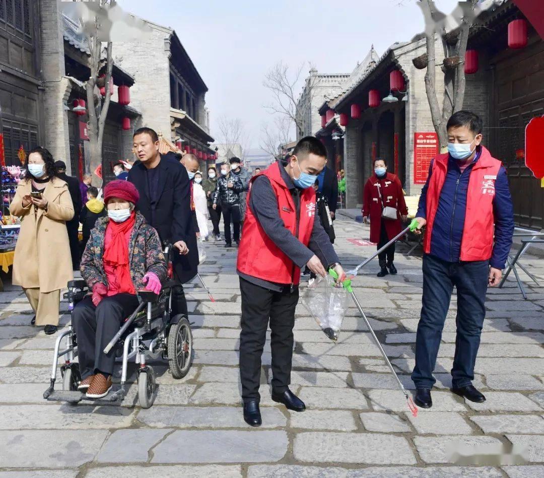 中国年在忻州:忻州古城真红火  第39张