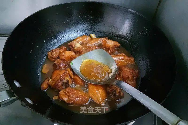 冰梅鸡块:满口的肉香和冰梅的酸甜,让你吃了还想再吃