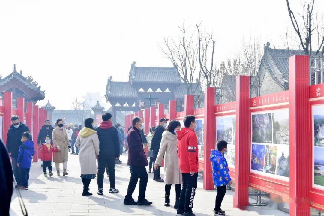 中国年在忻州:忻州古城真红火  第21张