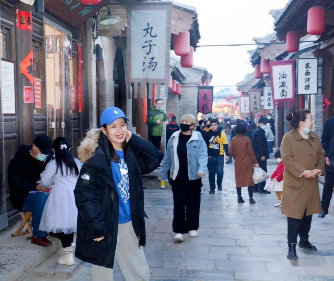 中国年在忻州:忻州古城真红火  第40张