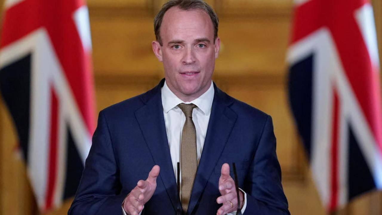 """也跳出来搅和!英外交大臣宣称,英国""""担忧""""世卫调查组在华能否得到""""充分合作"""""""