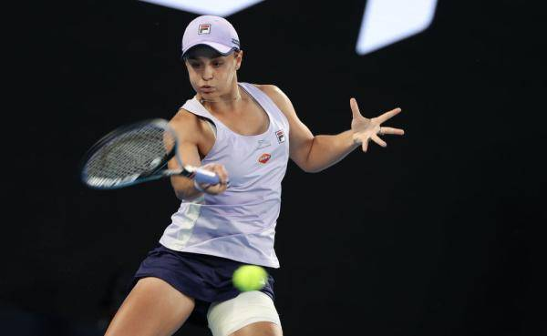网球丨澳网:巴蒂晋级