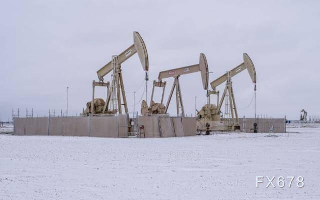 布油创近13个月新高,升破64美元关口;美国德州能源产区遭遇史无前例大麻烦