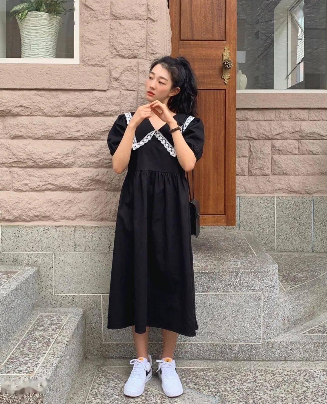 今年流行又纯又欲的连衣裙,好看到爆 !