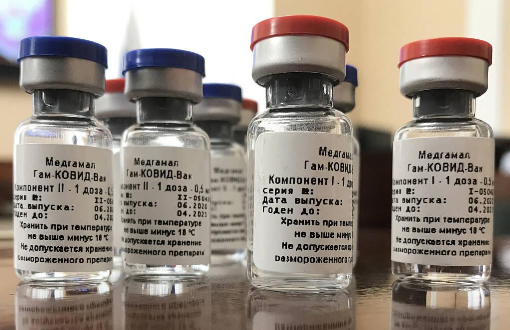 """俄新冠疫苗""""卫星-Light""""国际临床试验启动 只需接种一剂"""